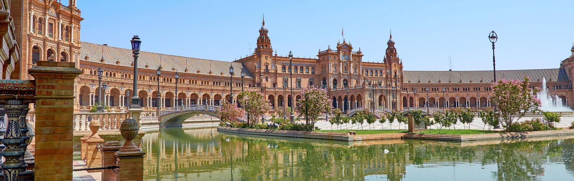 Gruppenreisen nach Spanien