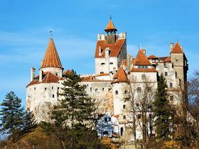 Burg Bran, Transsilvanien