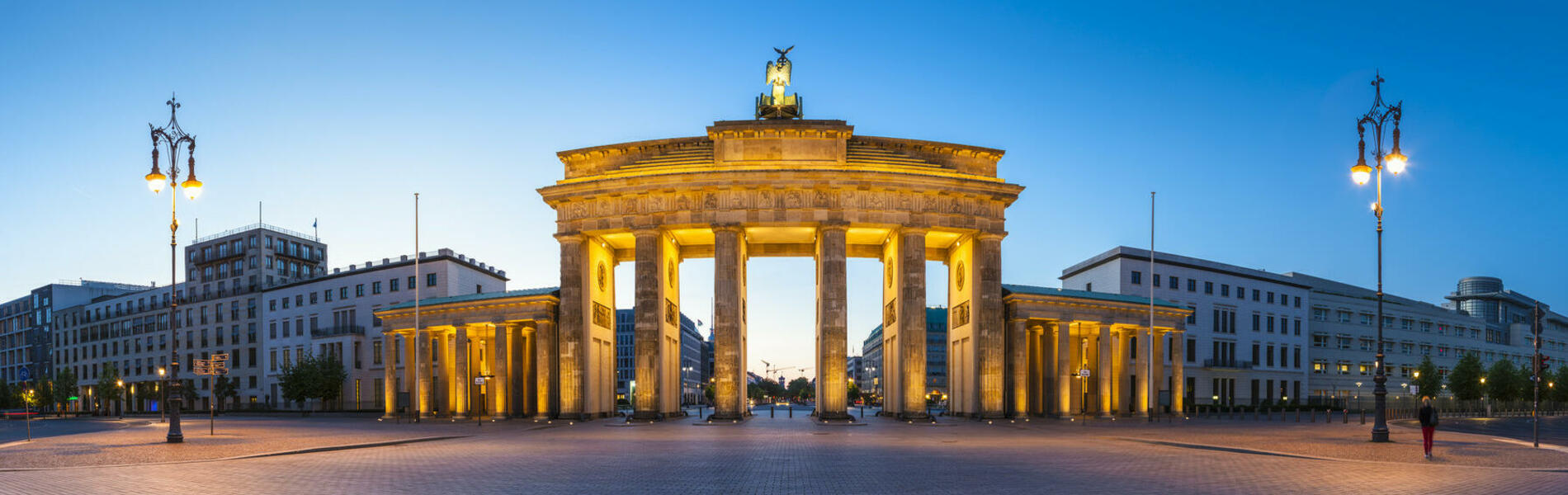 Berlin: Das Brandenburger Tor