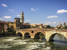 Verona Stadtansicht