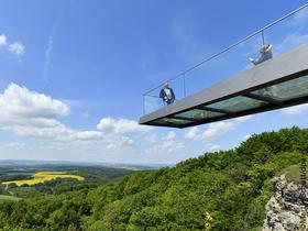 Skywalk in Thüringen