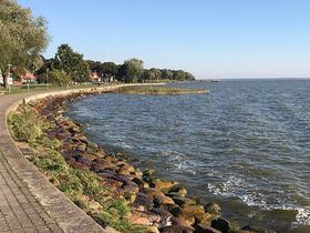 Küstenbild in Litauen