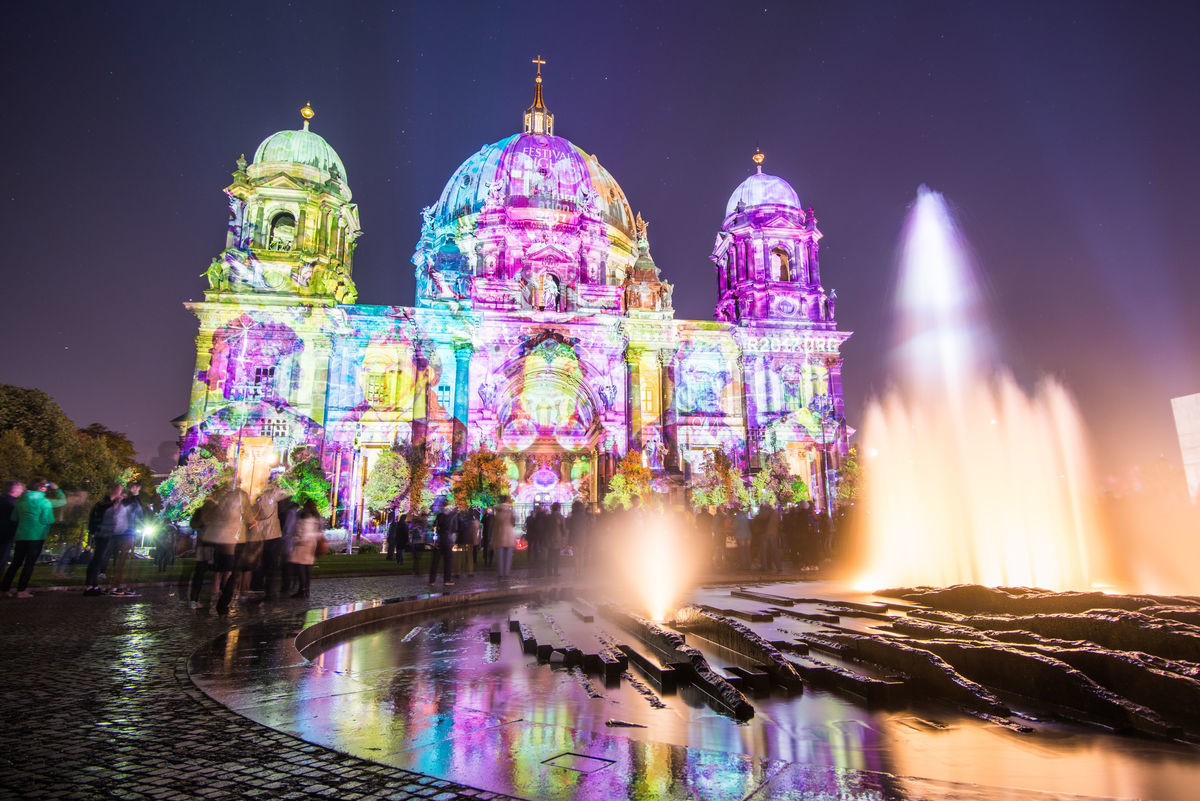 Berlin Festival Of Lights 2021